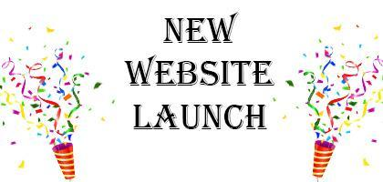 New Website Launch