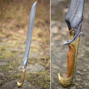 Larp Elven Sword